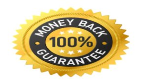 Money Back Guarantee 2